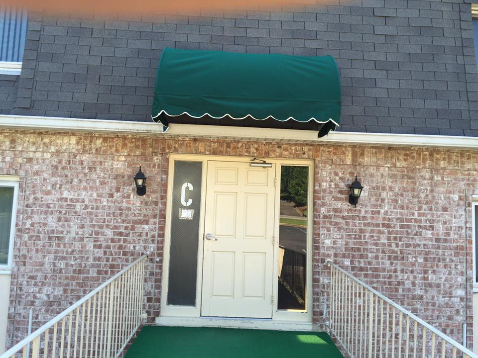 Awnings Amp Canopies Plantation Shutters Plus Of Augusta