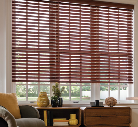 Faux Wood Blinds Augusta Georgia